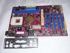 Biostar M7NCD Mainboard Sockel 462 A Computer PC Motherboard Board Platine