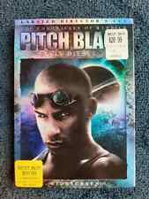 The Chronicles of Riddick Pitch Black Vin Diesel new Dvd unrated director's cut