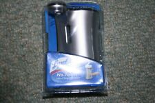 Lysol No Touch Automatic Hand Soap Dispenser Stainless look Silver w/ Black Top