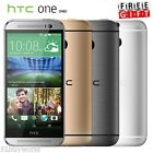 "HTC One M8 32GB GSM UNLOCKED 5.0"" 4G LTE Android Cell Smart Phone Free Ship"