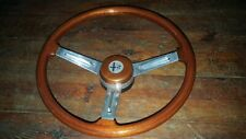Fantastic Alfa Romeo Hellebore Wood Steering Wheel