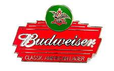 "BIER Pin / Pins - BUDWEISER ""CLASSIC AMERICAN LAGER"" [2062B]"