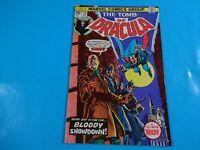 Tomb Of dracula  #34 nice Marvel comics Comic book