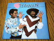 "OTTAWAN - HANDS UP (GIVE ME YOUR LOVE)  7"" VINYL PS"