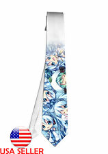 Miku Hatsune Vocaloid Necktie Neck Tie Anime Manga Gift Boy Cosplay NEW