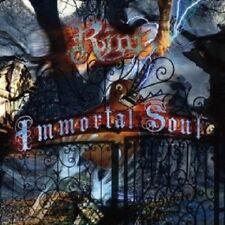 "RIOT ""IMMORTAL SOUL"" CD 12 TRACKS NEW+"
