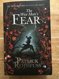The Wise Man's Fear : The Kingkiller Chronicle: Book 2 by Patrick Rothfuss...