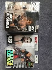 Brock Lesnar UFC Round 5 Action Figure Lot