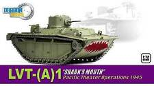Fertigmodell Dragon 1:72 60522: Amphibienpanzer LTV-(A)1 1945