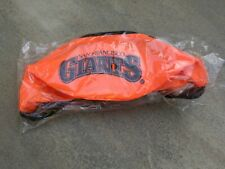 San Francisco Giants Neon Orange Fanny Pack Vintage Promo Giveaway 1990 New