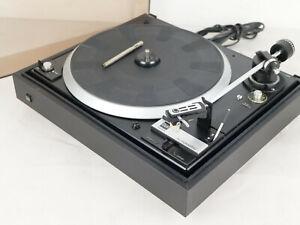Dual 1234 Plattenspieler mit Shure M75-  Turntable Hifi - vintage - überholt