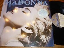 madonna-true blue-LP 33 tours