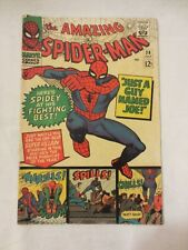 AMAZING SPIDER MAN MARVEL COMICS ISSUE #38 JULY 1966  VERY GOOD CONDITION