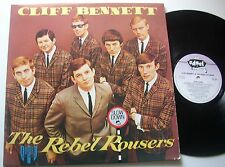 CLIFF BENNETT & THE REBEL ROUSERS: Slow Down (Edsel)  1985 Compilation LP