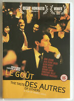 Le Gout Des Autres aka The Taste Of Others (DVD 2001) French Comedy Drama, R2