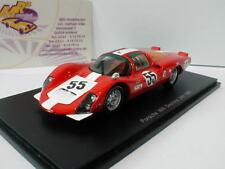 Spark S5421 - Porsche 906 LH No.55 24h Daytona 1967 Spoerry, Steinemann 1:43