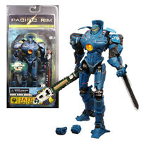 "NECA Pacific Rim Gipsy Danger Hong Kong Brawl 7"" Action Figure Robot Collect New"