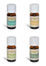 Inntaler Naturprodukte Bio Öle Testpaket 4 x 10 ml Zirbe,Fichte,Lärche,Latschen
