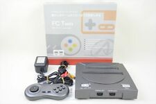 FC TWIN Console System Boxed Famicom Super Famicom Import JAPAN Video Game 1101