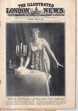 1925 London News June 27 - Amundson polar flight; Operas;King Tut items for sale