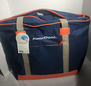 XL KEEP COOL INSULATED COOLER REUSABLE SHOPPING / TOTE BAG