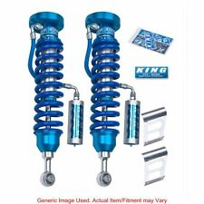 King Shocks 25001-143 Front Coilovers Fits 2007+ Toyota Tundra