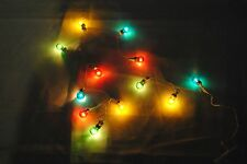 CHRISTMAS  LIGHTS Tree Ornament 2509 miniature 1/12 scale 12 volt lamp
