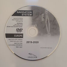 XF/XK SAT NAV DISC MAP UPDATE 2019-2020  LATEST NAVIGATION DVD  B  UK & EUROPE
