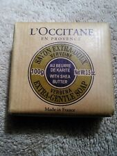 L'Occitane Shea Butter Verbena Extra Gentle Soap - 100 gram/3.5 oz