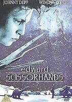 Edward Scissorhands [1991] [DVD], New DVD, O-Lan Jones, Winona Ryder, Dianne Wie