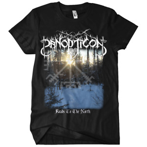 PANOPTICON – Roads to the north [M] - Official T-shirt