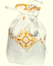 Prosphora bag - christian gift bag - holy bread bag pouch - prosphora pouch