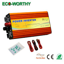 Power Inverter 1KW 12V/220V With MPPT Function Conversion Rate More Than 90%
