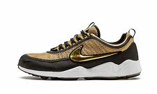 NIKE LAB ZOOM SPIRIDON 16-Oro AIR/Negro/Blanco - 849776-770 - UK Size 9.5
