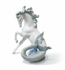 Lladro Retired TRITON I Statue Figurine  01008063 New in Box 8063