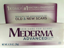 Mederma Advanced Scar Gel 0.7 Oz Nº 1 Dr. recomendado para las cicatrices post rápido Gratis