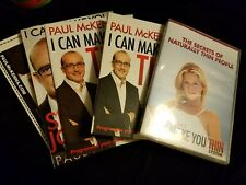 I Can Make You Thin System DVD/CDs/Booklet/Journal by Paul Mckenna