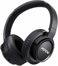 Mpow H18 Active Noise Cancelling Headphones Hi-Fi ANC Bluetooth Foldable Headset
