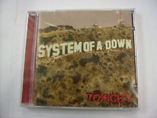 SYSTEM OF A DOWN - TOXICITY - BRAND NEW SEALED CD 2001