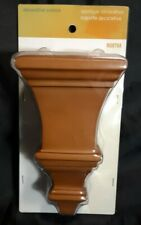 NIB 2003 Martha Stewart Everyday Wooden Sconce 8 x 4 FREE SHIPPING 2 AVAILABLE