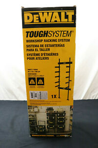 DeWALT DWST1-75694 ToughSystem Workshop Racking System - New