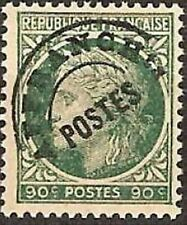 """FRANCE PREOBLITERE TIMBRE STAMP N° 89 """" TYPE CERES 90c VERT """" NEUF (x) TB"""