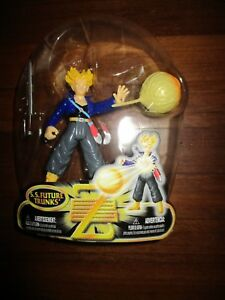 Vintage Dragon Ball Z figure toy IRWIN  11cm S S Future Trunks Displayed only