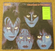 KISS CREATURES OF THE NIGHT GLOW IN THE DARK FACTORY SEALED