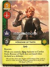 A game of thrones 2.0 LCG - 1x #u083 Brienne of Tarth-Valyrian draft Pack