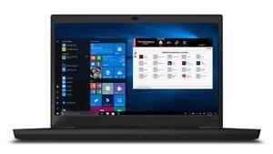"Lenovo ThinkPad P15v Laptop i7-10750H 8GB 256GB SSD 15.6"" FHD TOUCH 3YR WTY 6090"