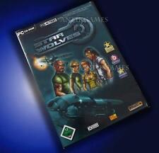 Star Wolves 1 I PC Deutsch mit Handbuch in DVDbox