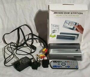 Archos DVR Docking Station / TV Recorder - For Archos 404, 504 & 604