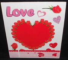 Decorative Valentines Day Wall Decor   Large Heart  Love