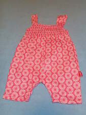 Rhubarb Gorgeous Little Girls Shirred Romper, Size 3-6 Months - Brand New